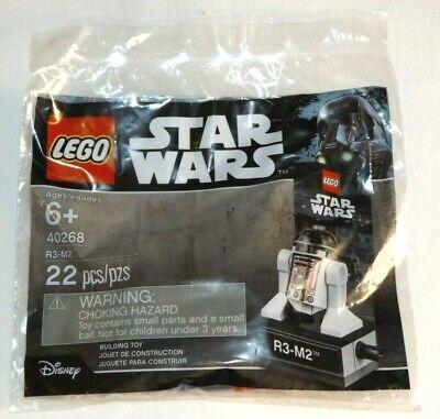 LEGO 40268 R3-M2 LEGO Star Wars polybag Disney Rogue One astromech droid