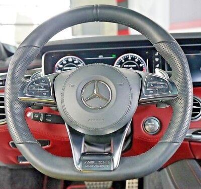 Mercedes-Benz Oem C217 S63 S63 S AMG Leder Nicht Beheizt Lenkrad Neu