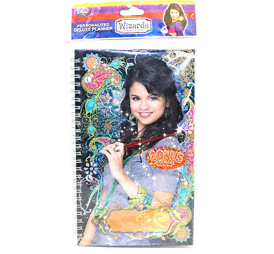 Disney Wizards Of Waverly Place Selena Gomez Student Planner Academic Agenda
