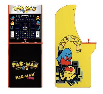 PAC-MAN Arcade1UP Home Arcade Video Game 1Up 4FT — BRAND NEW! — Pacman PAC MAN