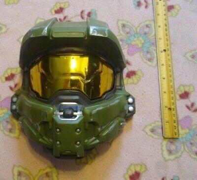 Halo Master Chief Halloween Costume (Microsoft Halo Master Chief Mask Halloween Costume Cosplay)