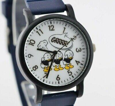 K240 Vintage Disney Donald Duck Nephews DuckTales Quartz Watch WD-H02 140.2