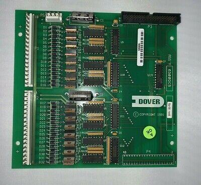 Dover Pcb 630ch15 Circuit Board Elevator Component