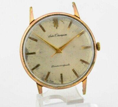 K876 Vintage Seiko Champion Mechanical Hand-Winding Watch J15004E JDM Japan 66.1