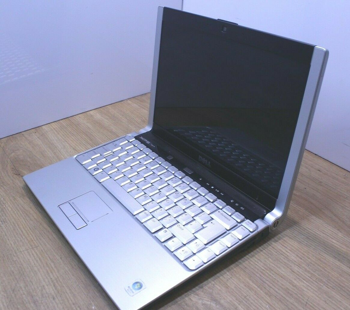 Laptop Windows - Dell XPS M1330 Windows 10 Laptop Intel Core 2 Duo 2.4GHz 4GB 128GB SSD