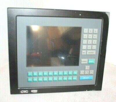 Ctc Parker Automation Touch Screen P51-2c2-a4-2a3 Key 33831 Touch Panel