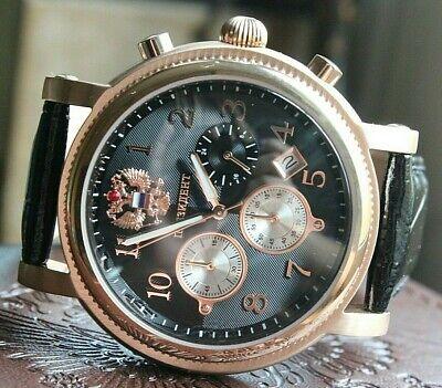 Russian President 13019010 Quartz Men's Wrist Watch Poljot
