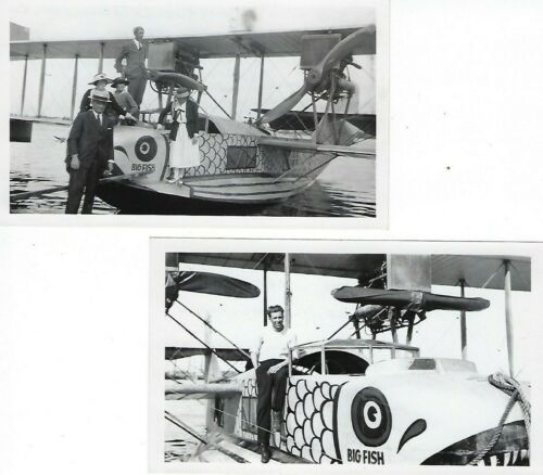 The Early Birds: GEORGE PAGE, Pioneer Aviator Photos & More, NY, St. Louis, Ohio