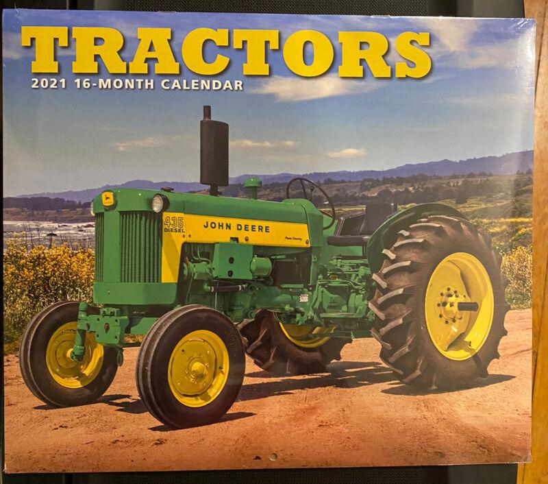 Photo Tractors 2021 Photo Wall Calendar (21998940094)