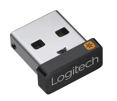 Logitech - USB Unifying Receiver - USB Dongle - for Mouse & Keyboard