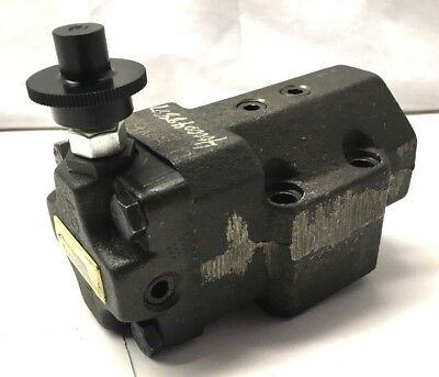 New Parker Pr3mhv Ej Pressure Control Hydraulic Valve