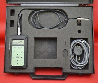 Bruel Kjaer Sound Level Dosimeter - 4442 W 14 Microphone Case