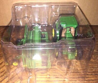 Ertl John Deere JD 620 Tractor W/1590 Grain Drill Diecast Boxed 1/64