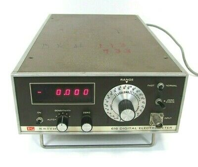 Keithley 616 Digital Electrometer Free Shipping