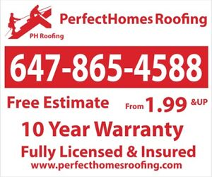 Specialist Roofing Service!Guarantee Best price In Twons