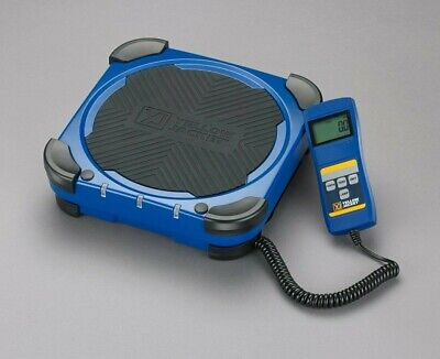 Yellow Jacket 68862 220 Lb Refrigerant Digital Compact Charging Scale With Case