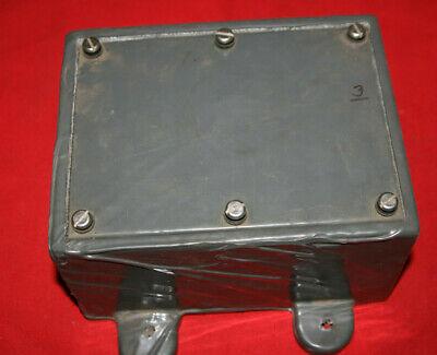 Weatherproof Aluminum Electronics Enclosure Project Box Case Metal 8.5x6.5x5 Hd