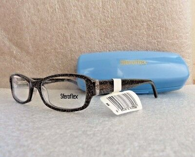 NEW STEROFLEX 1849 C604 KIDS CHILDREN'S EYEGLASSES GLASSES FRAMES 44-15-125