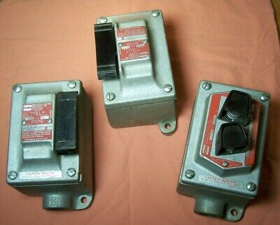 Technor TNCD 191918 Explosion Proof Junction Box// GE Sensing Console PRE868-1-2S