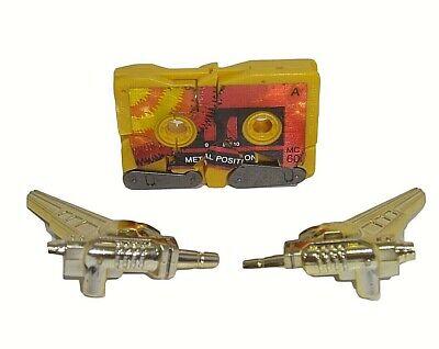 Vintage G1 Transformers Autobot Mini Cassette - Steeljaw *100% Complete*