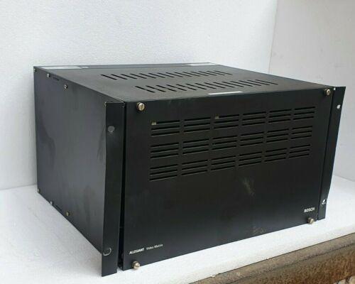 BOSCH LTC 8801/60 CCTV MAIN SWITCHING BAY 120 VAC ALLEGIANT VIDEO MATRIX