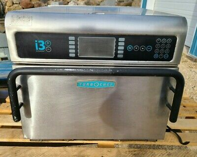 2014 I3 Turbochef 1ph Convectionmicrowave Rapid Cook Oven