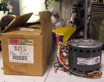GENTEQ 6703 Brushless DC Motor,ECM,1//3 HP,1050 rpm