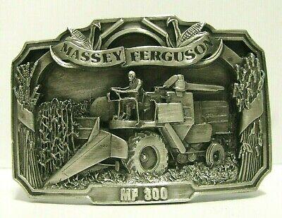 Massey Ferguson Metal Tractor Sign Vintage Style Farm Barn Hay Tools Feed