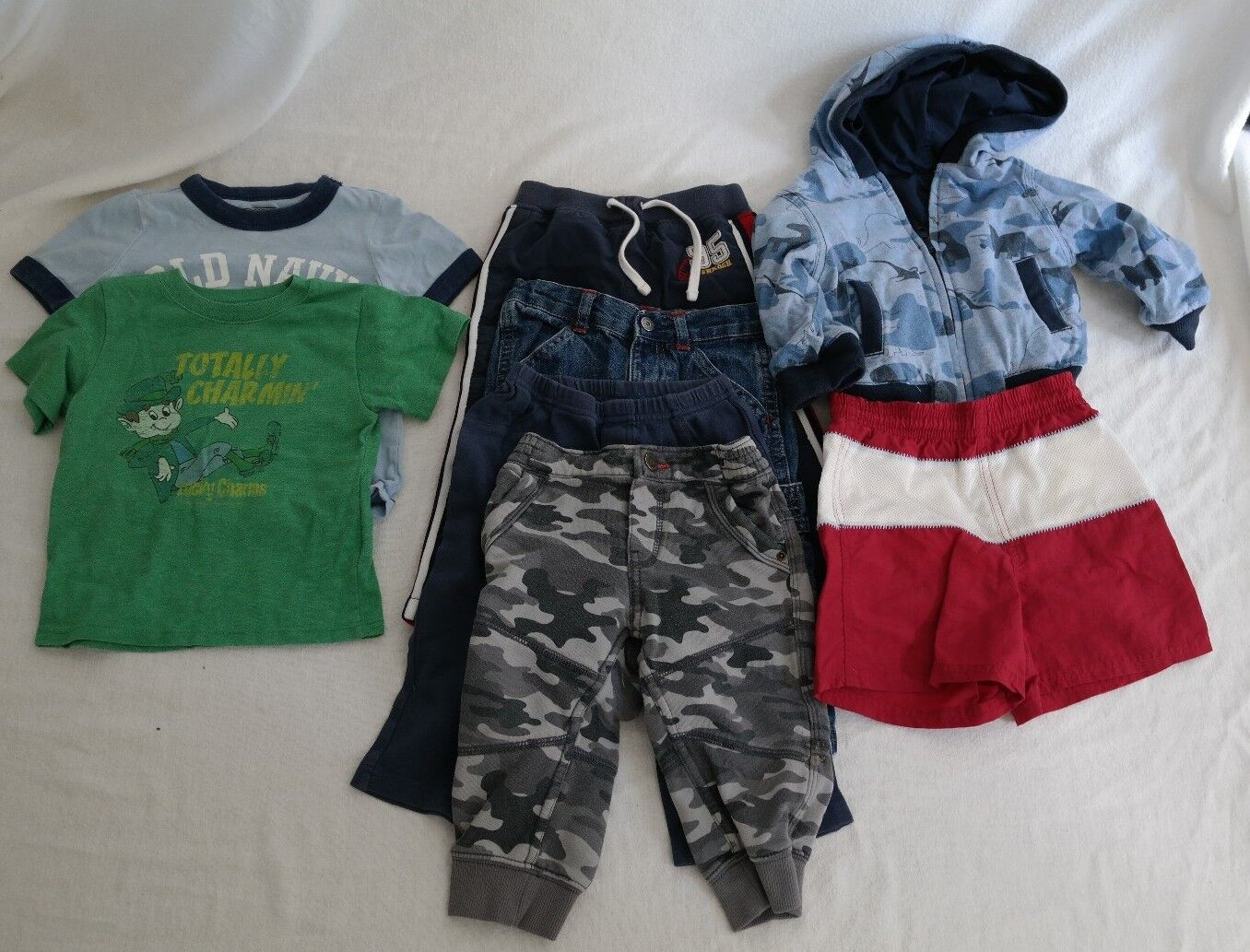 b2c762b6e Boys Baby 18 month clothes lot Toddler Summer Fall Old Navy Circo ...