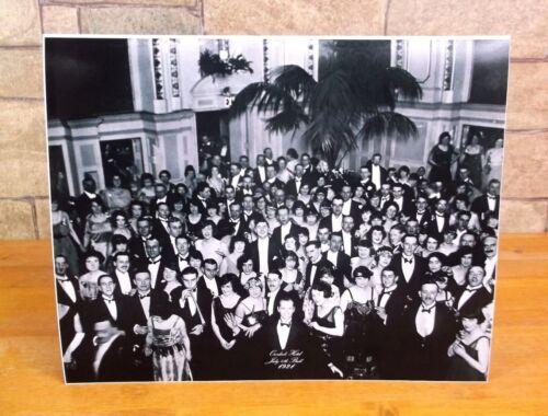 Creepy OVERLOOK HOTEL BALLROOM PHOTO horror movie prop THE SHINING 8x10 Room 237