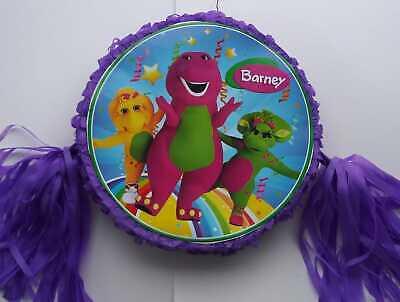 Barney Birthday Supplies (Barney Pinata Birthday Party Supplies Decorations)