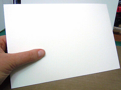 White Half Letter Size 5.5 X 8.5 20lb Plain Paper - 250 Sheets Unpunched