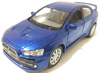 1:36 Scale 2008 Mitsubishi Lancer Evo Evolution X diecast model car 5