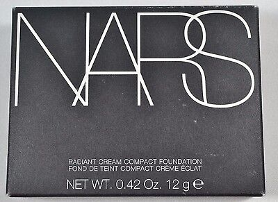 NARS Radiant Cream Compact Foundation SIBERIA 12g/0.42oz New in BOX