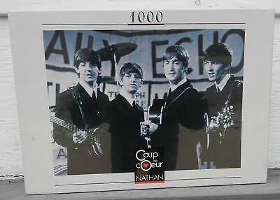 Beatles 1963 Coup De Coeur Nathan Sealed Jigsaw Puzzle