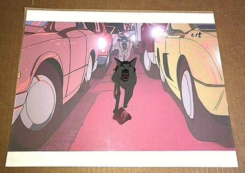 Akira (1988) animation production cel douga movie art hand painted drawing