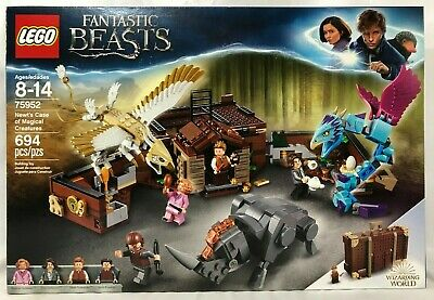 Lego Harry Potter 75952 Newt's Case of Magical Creatures -NEW Sealed, Niffler