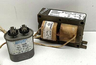 Advance 71a2541 Mercury Ballast 480-volts Only 480v