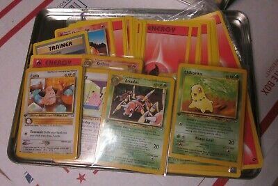 OLD Original Vintage 1995-2000 Pokemon  Card LOT Over 80 cards