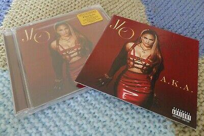 Jennifer Lopez - A.K.A 2014 Deluxe Edition CD **Signed** CD SEALED JLO RARE!