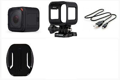 Used GoPro HERO 4 Session Waterproof 1080P HD Action Camera original accessories