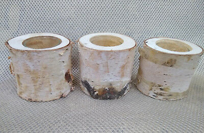 Подсвечники и аксессуары Creative Wooden Candle