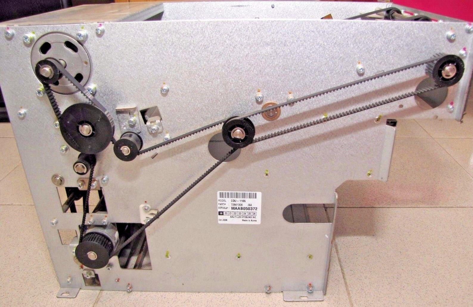 Nautilus Hyosung 1K Cash Dispenser CDU-1105 72841306 MAAB050372