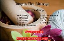 Tanya's Thai Massage Langford Gosnells Area Preview