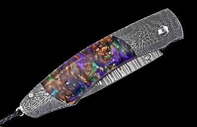 New William Henry Spearpoint Big Easy Limited Edition Knife - B12 Big Easy