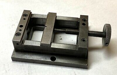Moore Baystate 4 12 Machining Vise For Moore Jig Bore Machine - Nice