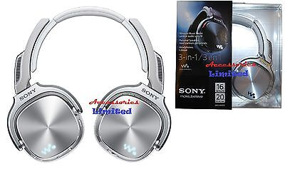 NEW Sony Walkman NWZ-WH505 16GB Digital Media MP3 Player Stereo Speakers, Silver for sale  Shipping to India