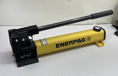 Enerpac P392-3000 Hydraulic Hand Pump 700 Bar 3000 Psi Usa Made