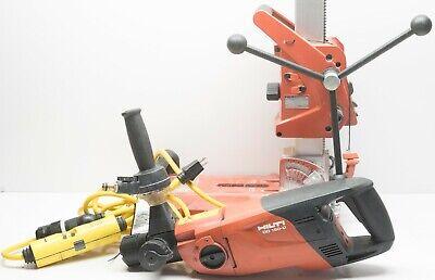 Hilti Dd 150-u Diamond Core Concrete Coring Drill Handheld Electric W Stand