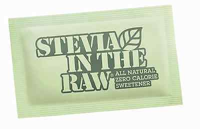 "1000 packets - ""Stevia in the Raw"" Zero Calorie Sweetener -Not in original box"